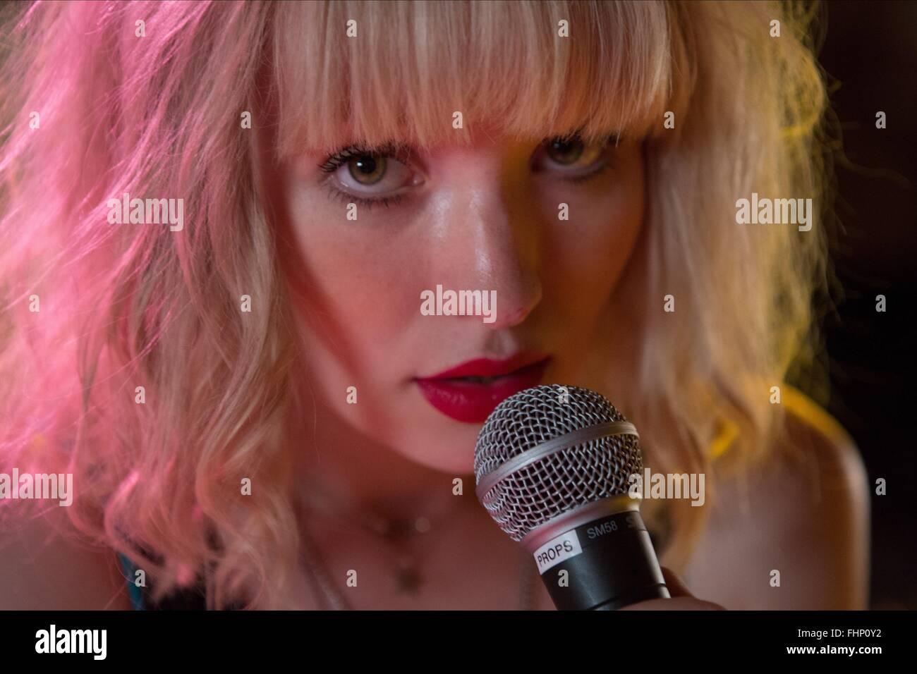 EMILY BROWNING PLUSH (2013) Photo Stock