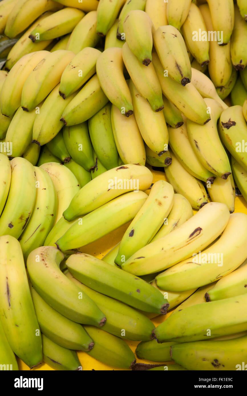 banane Banque D'Images