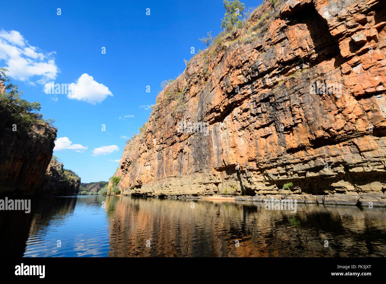 Gorge de Katherine, Territoire du Nord, Australie Banque D'Images