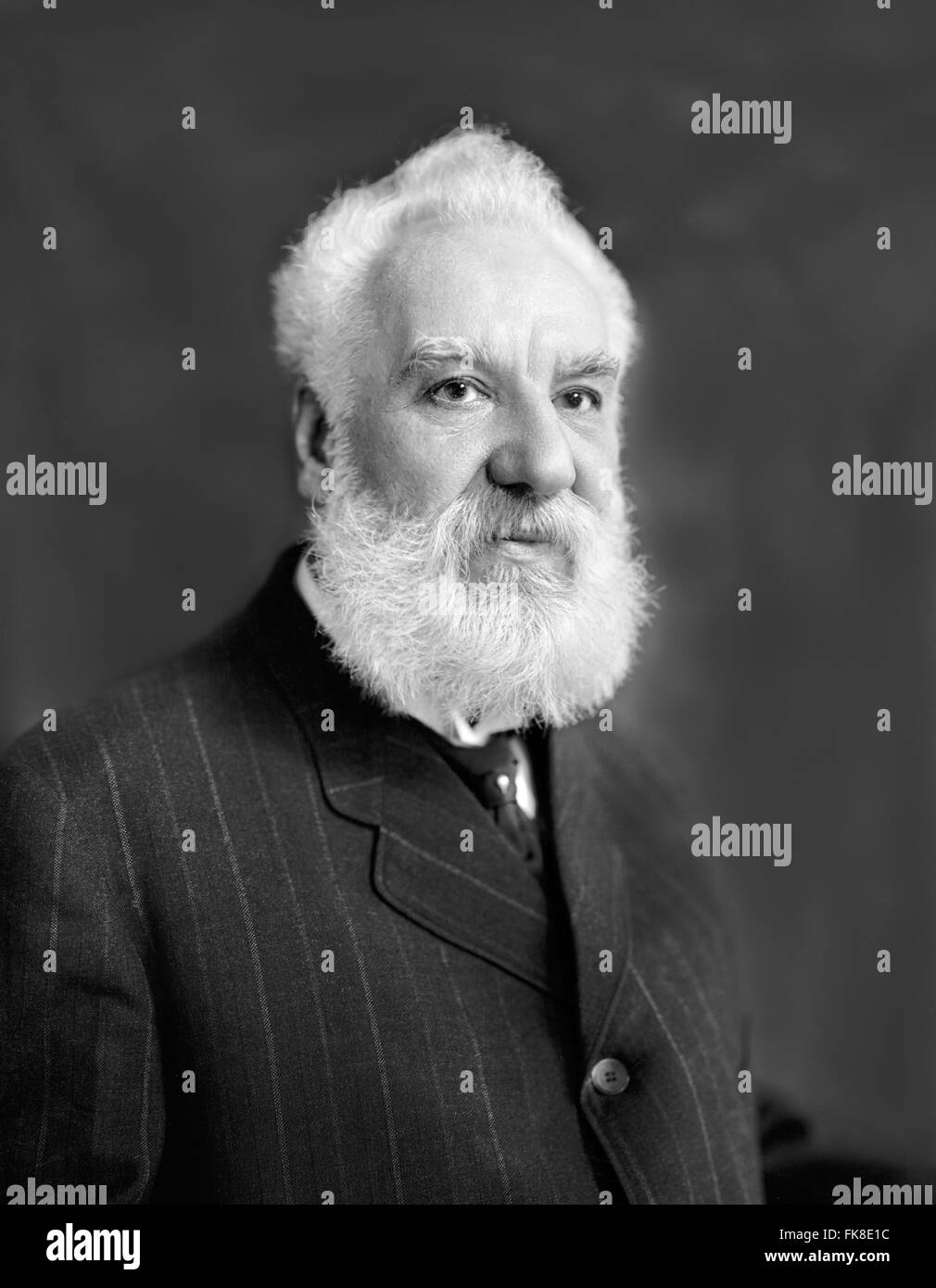 Alexander Graham Bell Photo Stock