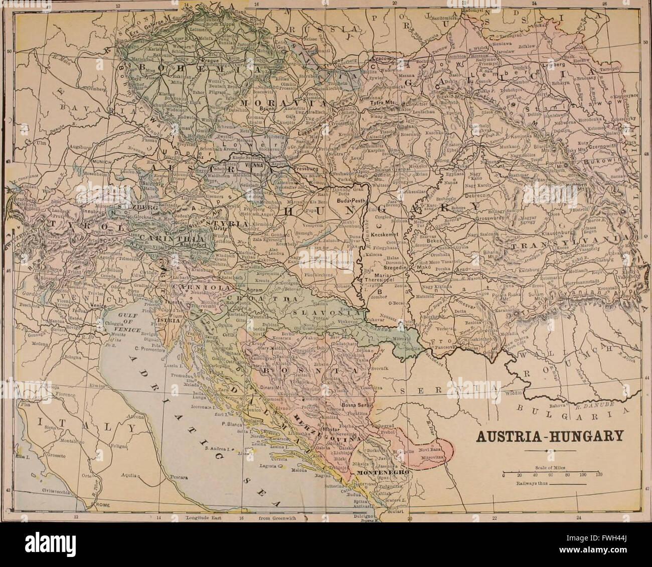 L'encyclopédie Britannica; un dictionnaire des sciences, des arts et de la littérature générale (1902) Banque D'Images