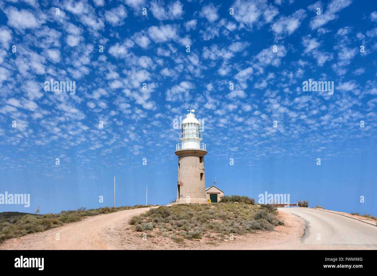 Vlaming Head Lighthouse, Exmouth, Western Australia, Australia Banque D'Images