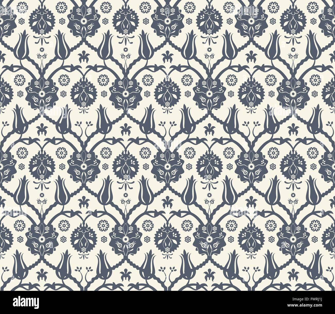 L'Arabe Oriental transparente Motif Royal. Vector Illustration Illustration de Vecteur