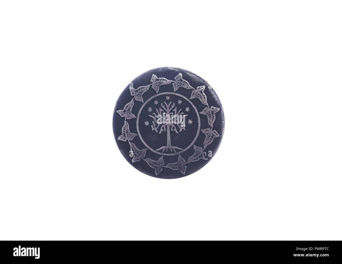 Ancien Symbole De Léternité Banque Dimages Photo Stock 101941068