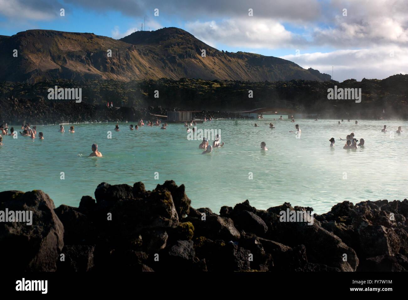 Islande Banque D'Images
