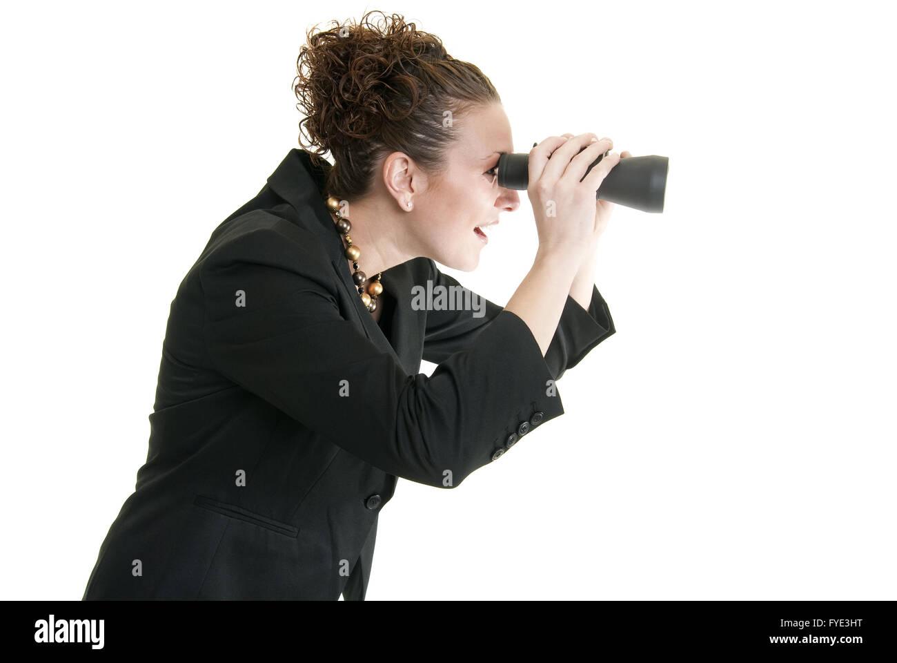 Découvrez l'avenir Photo Stock