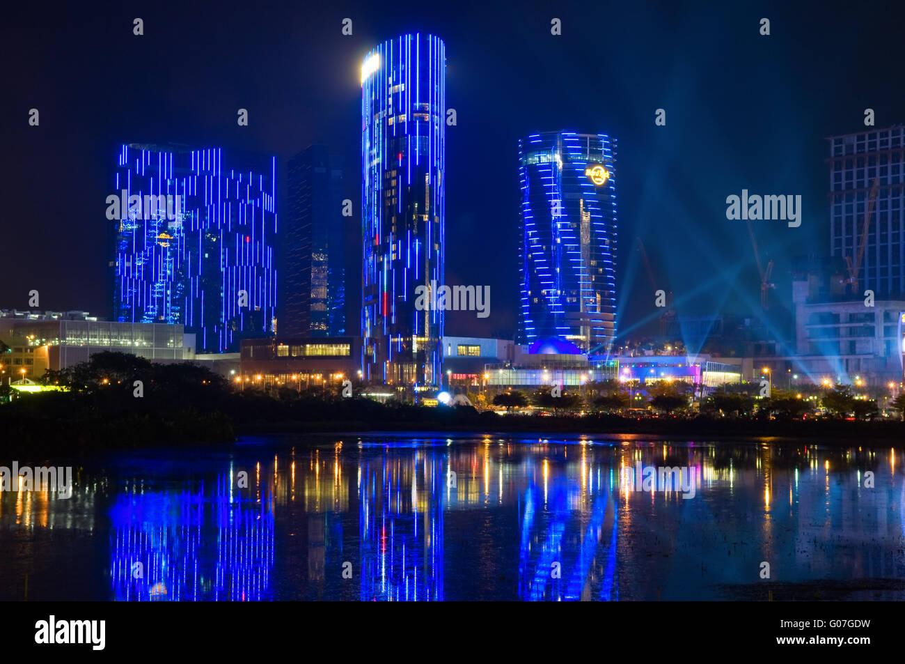 1 juin- MACUA: Ouverture de ville de rêve. 1 juin Photo Stock