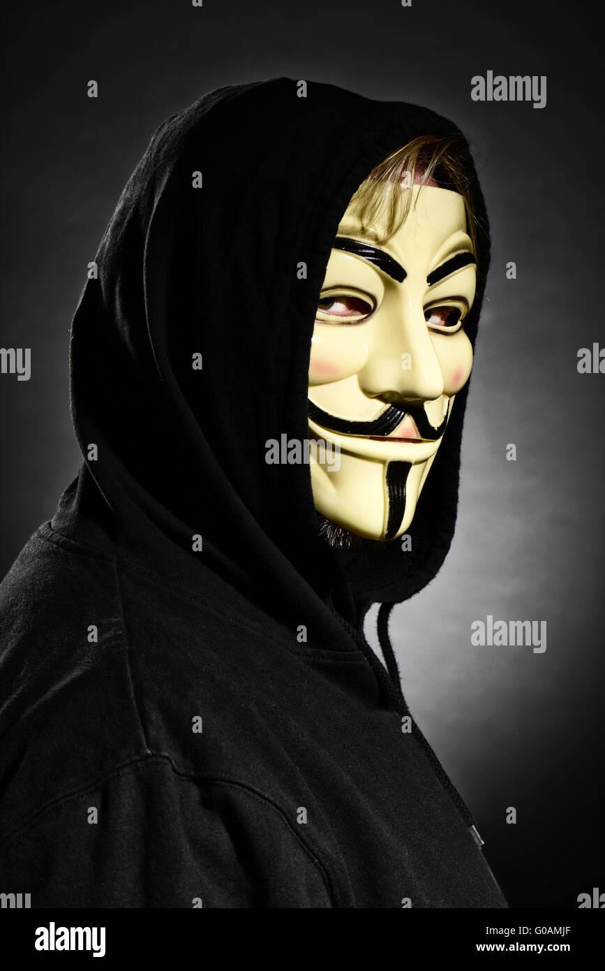 Anonymous Photo Stock
