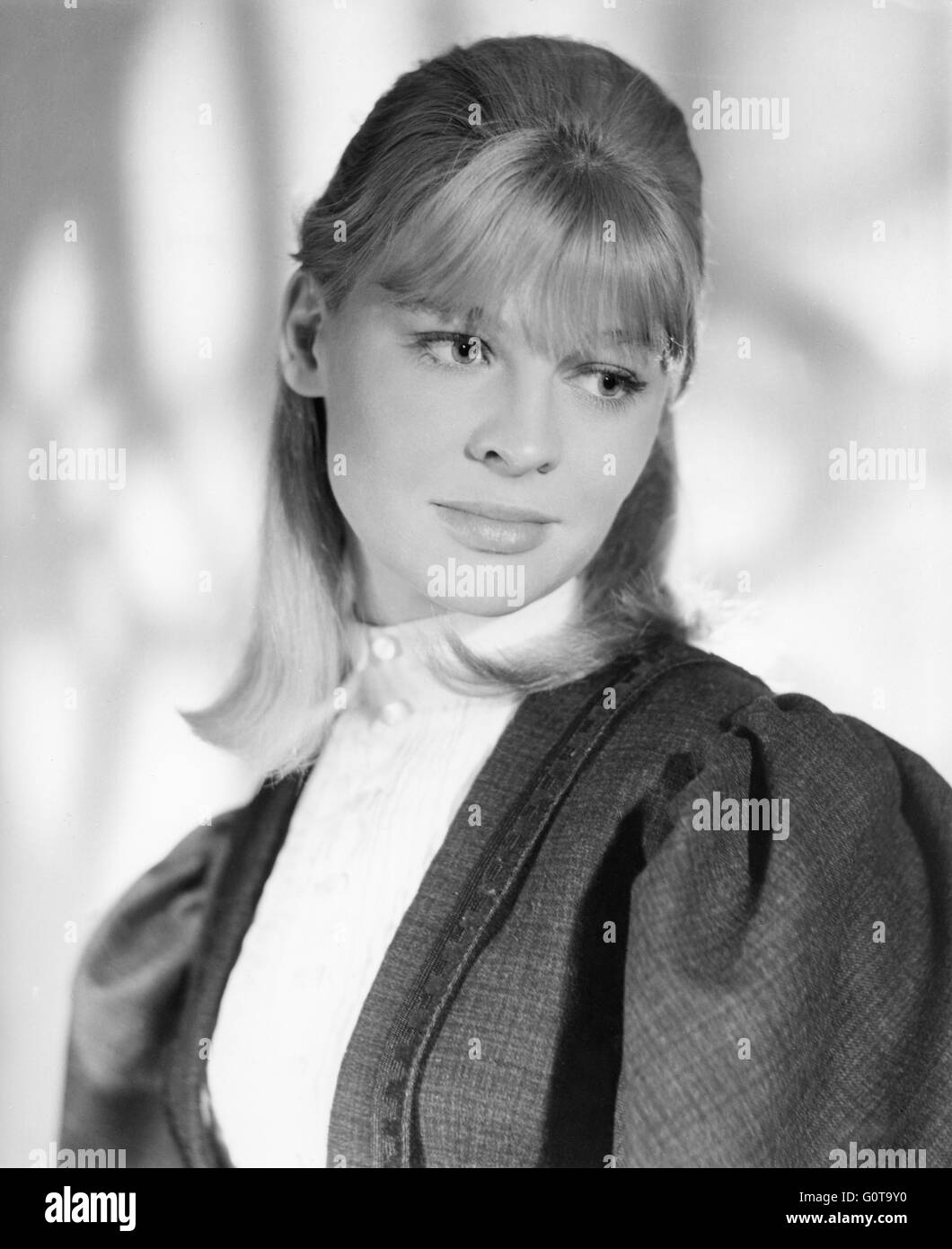 Julie Christie / Docteur Jivago / 1965 réalisé par David Lean [Carlo Ponti / Production Metro-Goldwyn-Mayer] Banque D'Images