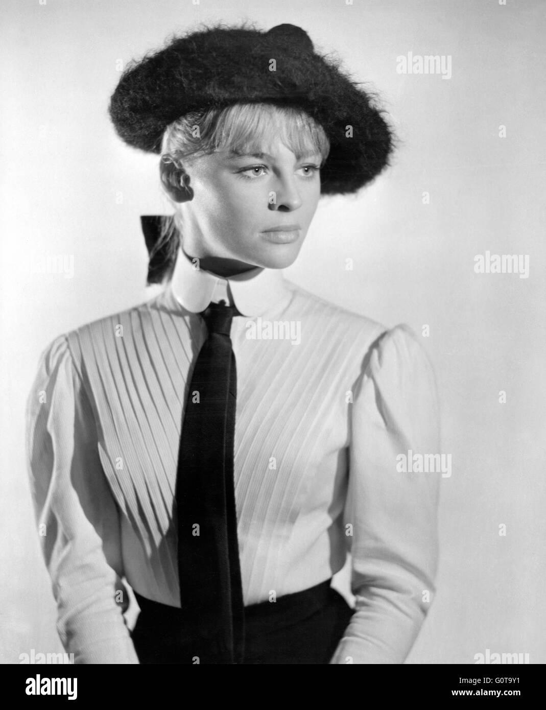 Julie Christie / Docteur Jivago / 1965 réalisé par David Lean [Carlo Ponti / Production Metro-Goldwyn-Mayer] Banque D'Images