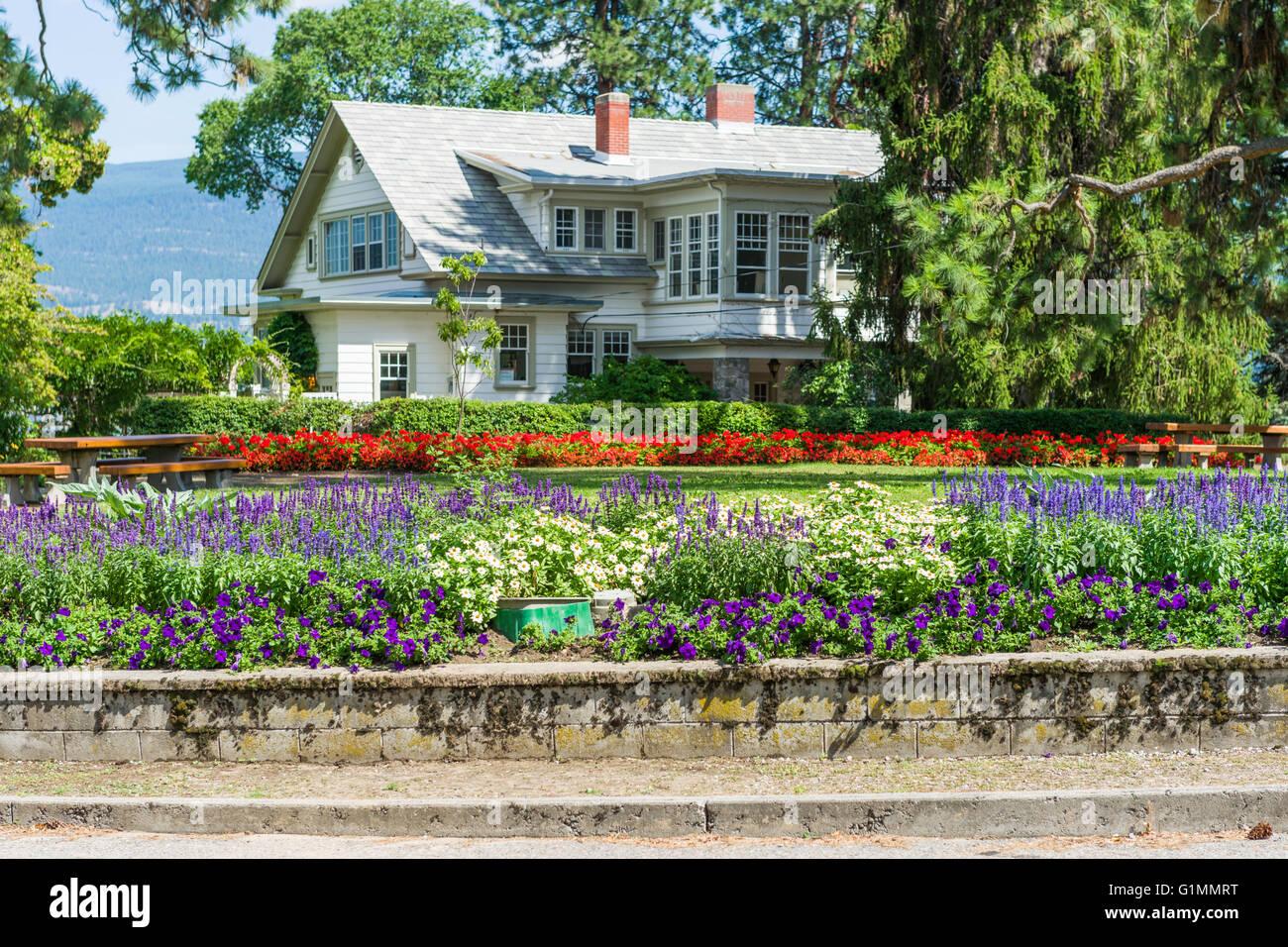 Les bureaux de jardin jardins ornementaux de summerland