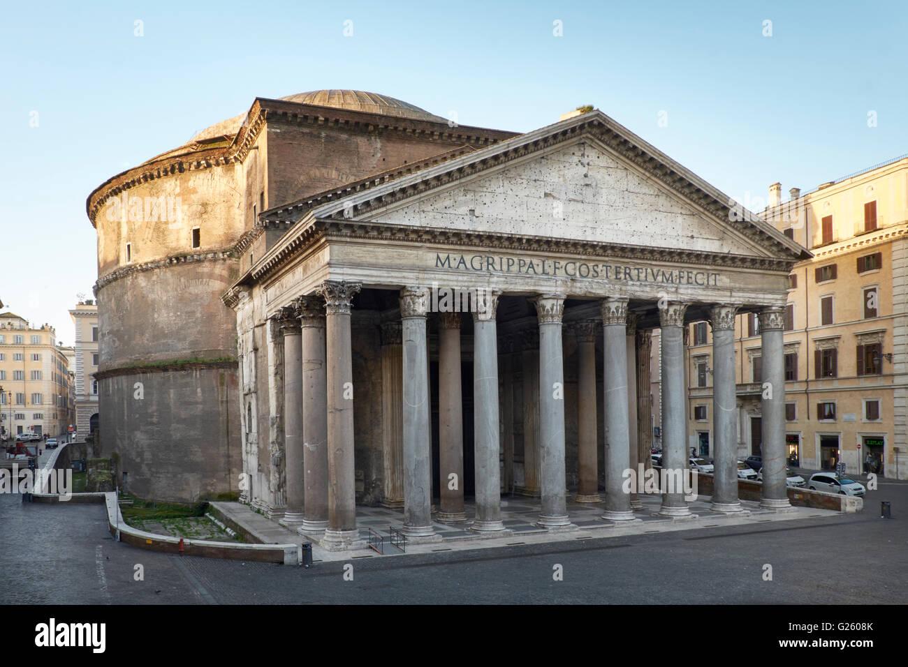 Panthéon de Rome Photo Stock