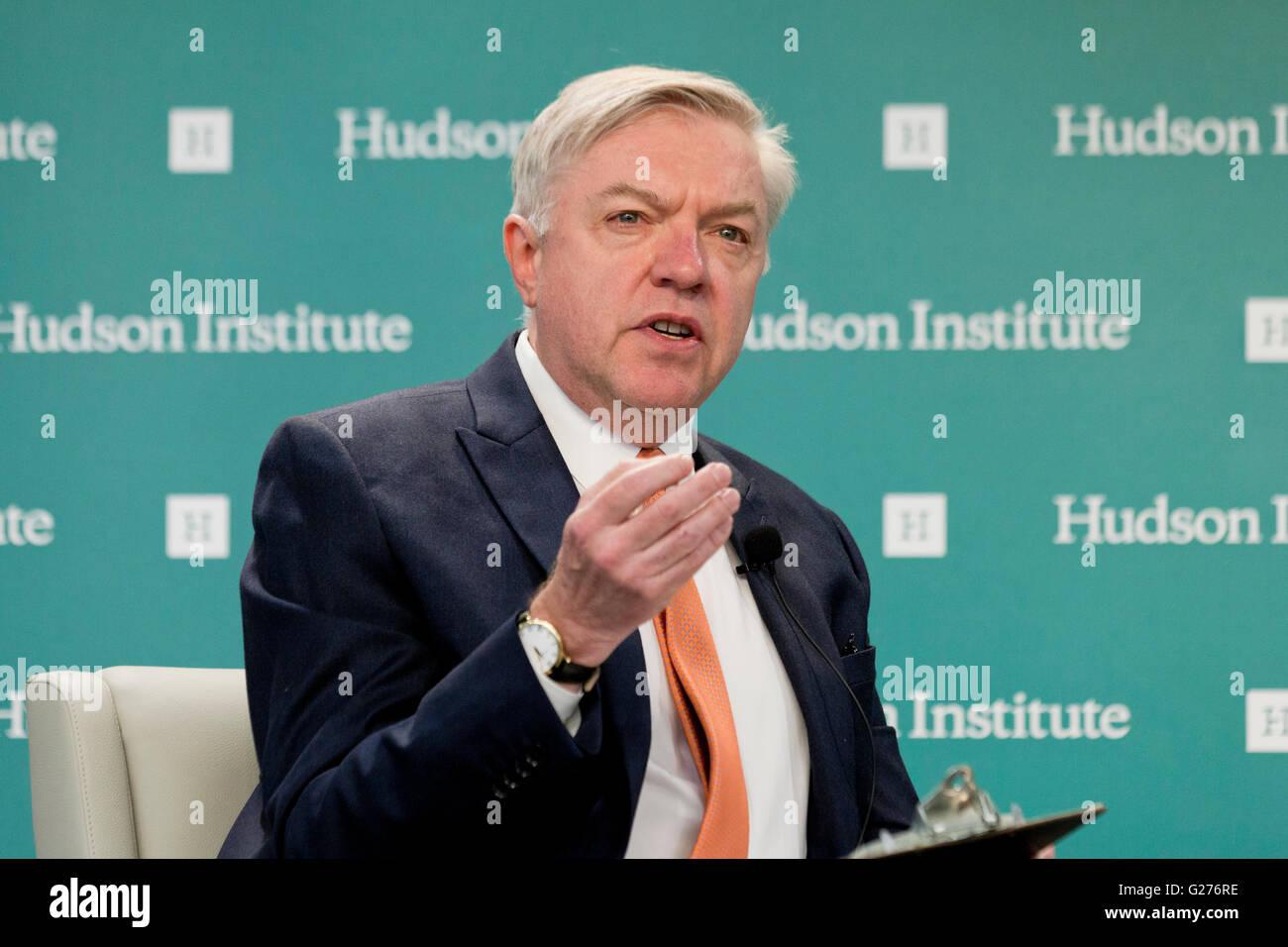Arthur Herman, Senior Fellow, Hudson Institute - Washington, DC USA Photo Stock