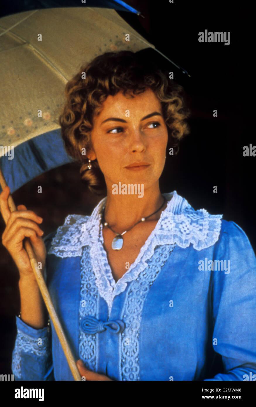 Greta scacchi,country life Photo Stock