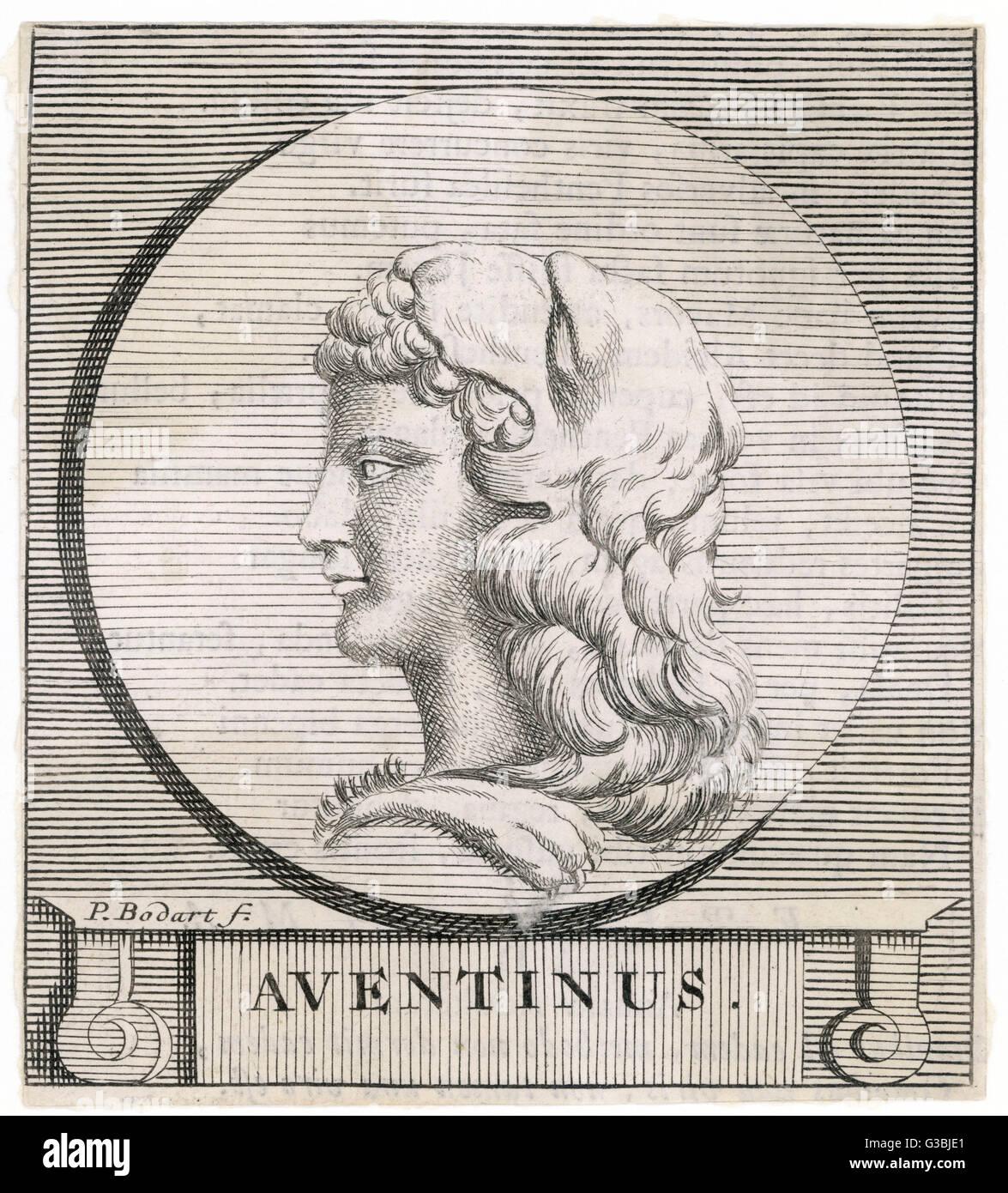 d8e2b06f732 AVENTINUS SILVIUS 12e roi d Alba Longa. Ce royaume a précédé l arrivée