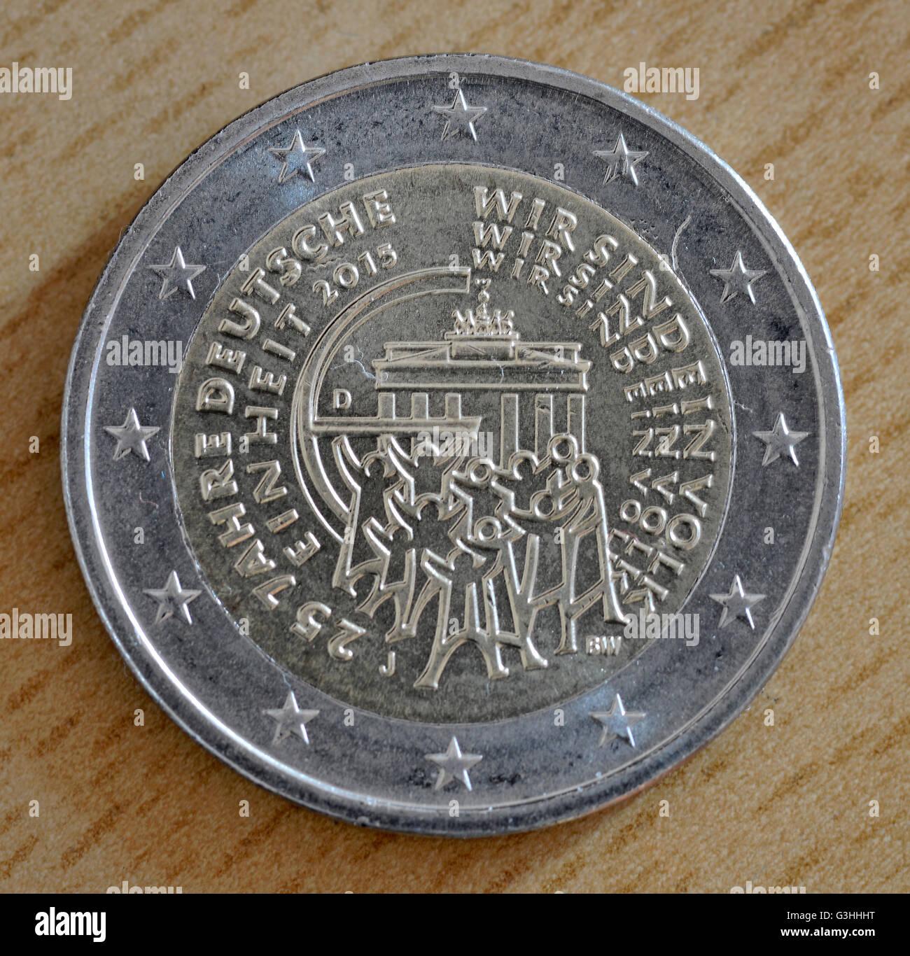 2 Euro Coins Photos 2 Euro Coins Images Alamy