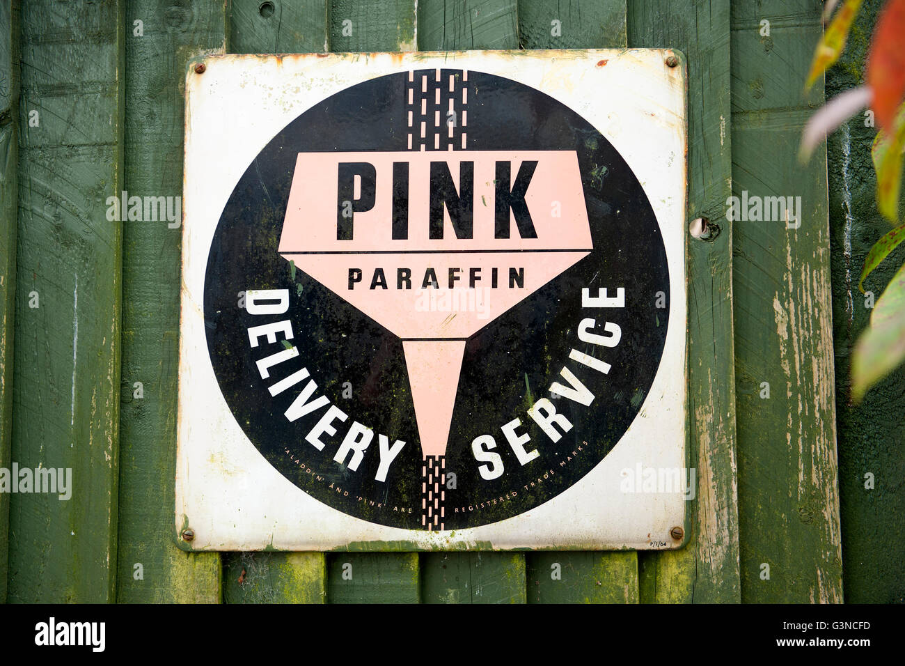 vintage enamel sign photos vintage enamel sign images alamy. Black Bedroom Furniture Sets. Home Design Ideas
