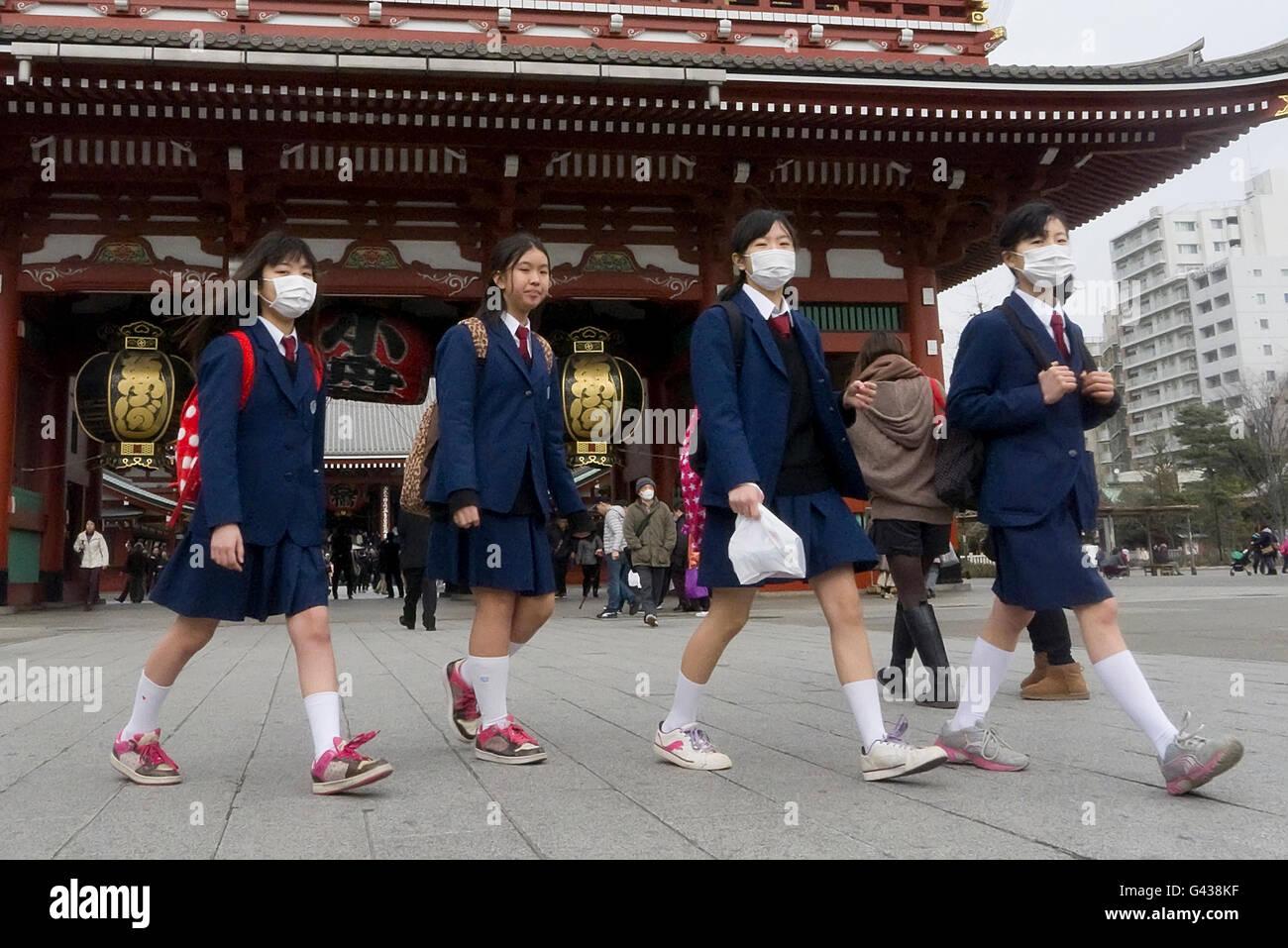 masque anti japonais