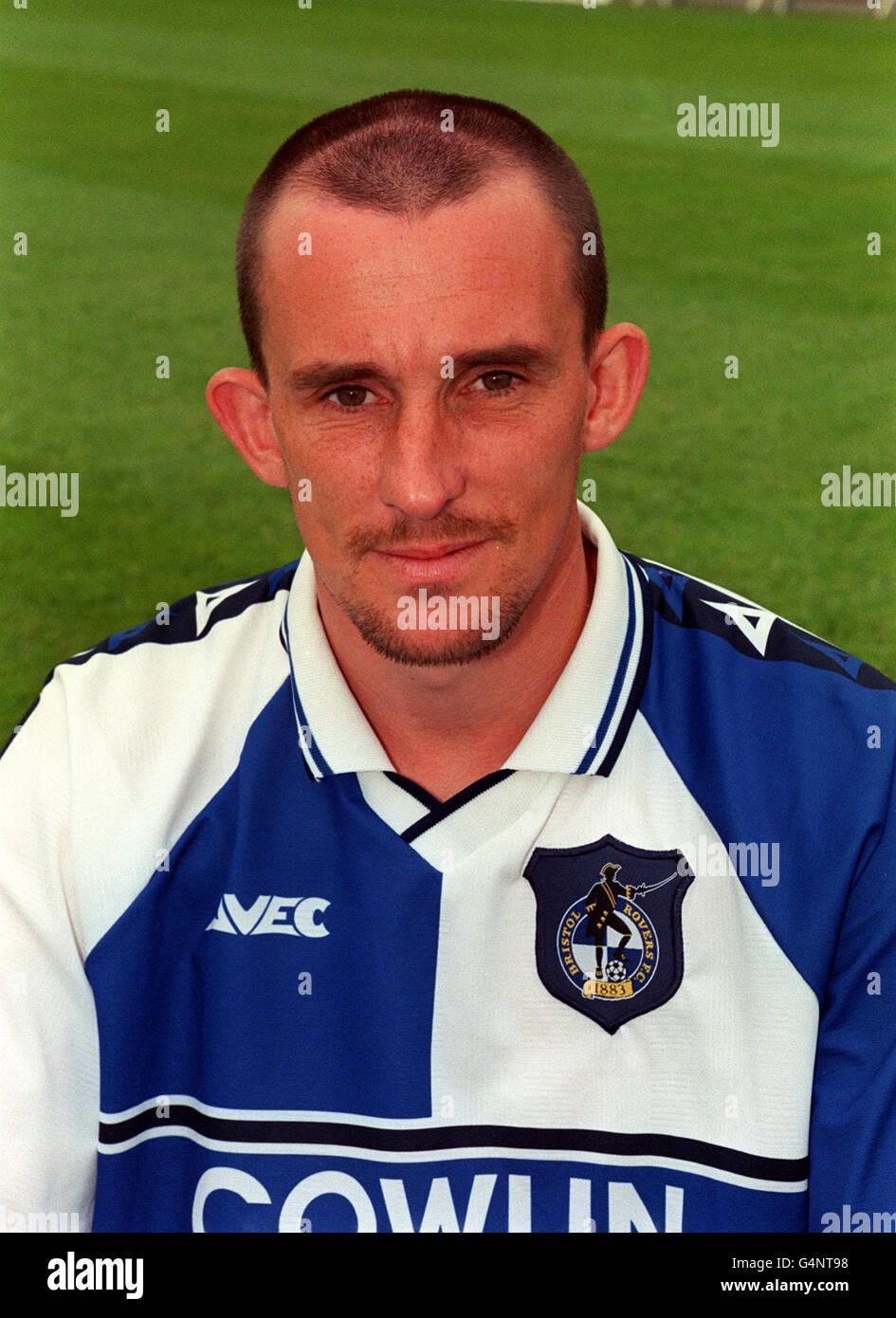 Robbie Pethick/Bristol Rovers Banque D'Images