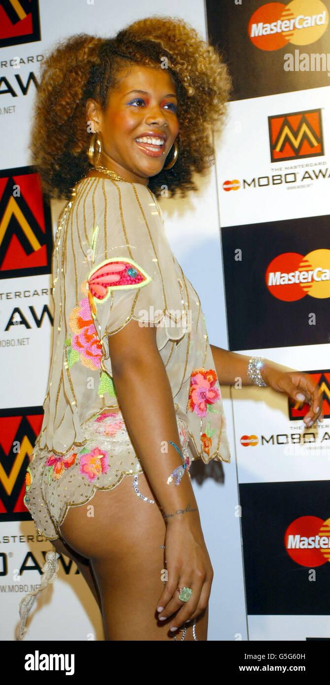 MOBO Awards Kelis Photo Stock