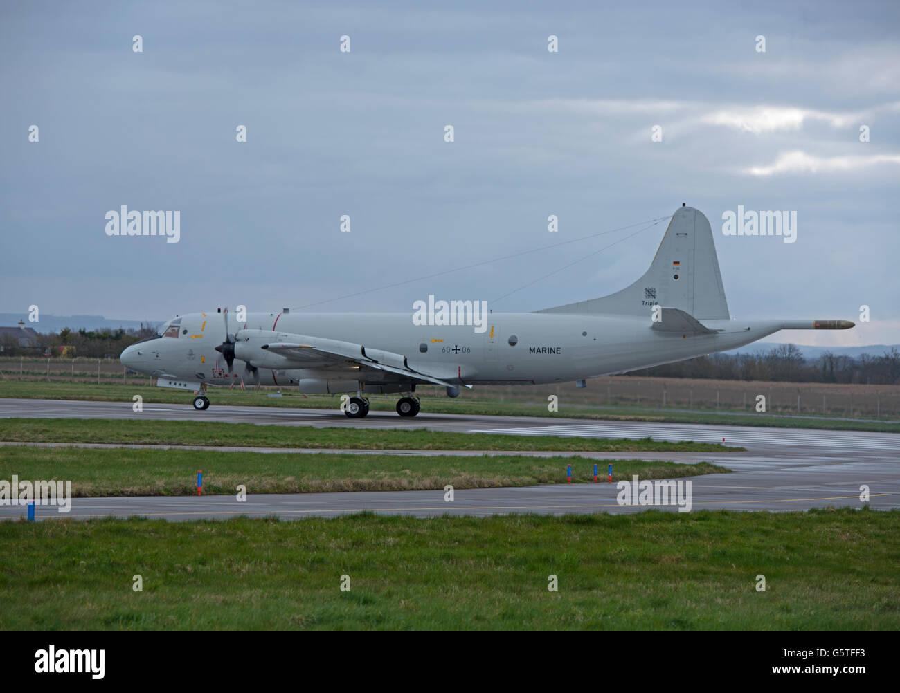 Lockheed P-3C Orion par MFG-3 Nordholz (60 + enregistrement de série 06) Banque D'Images