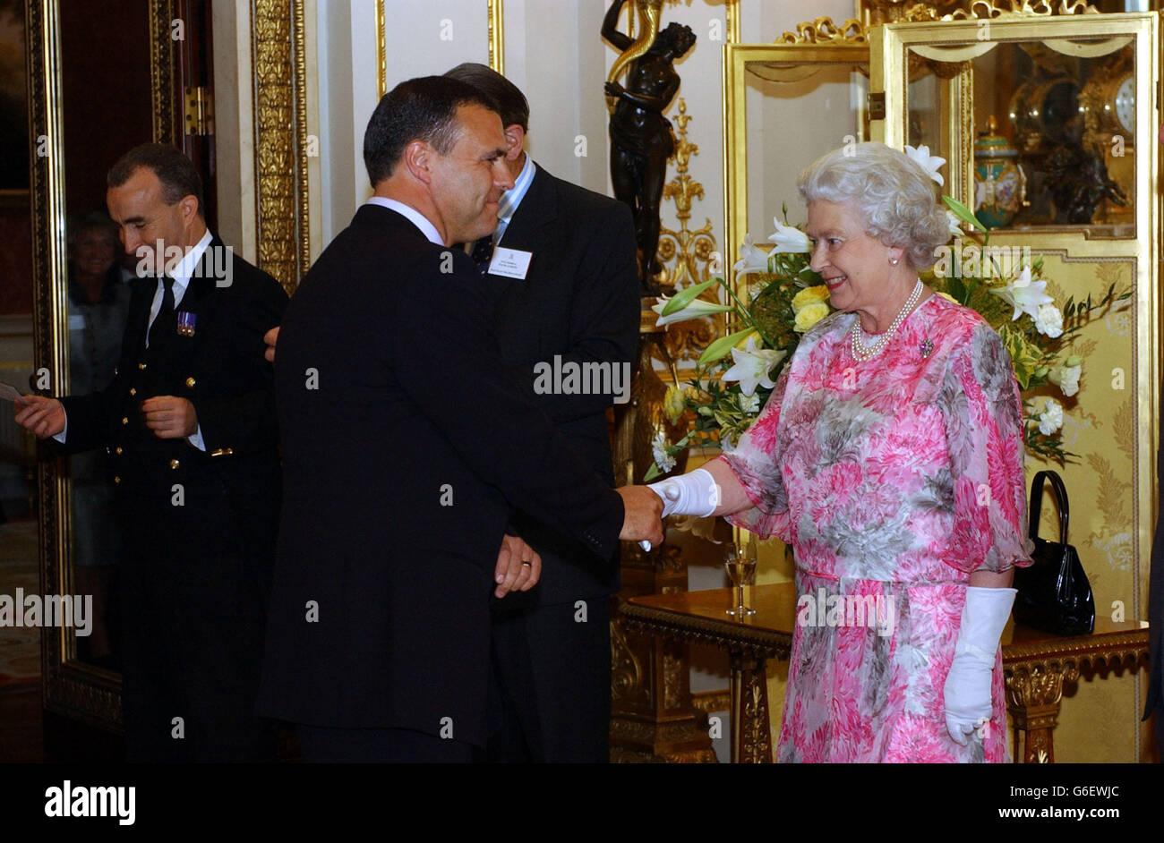 Les Queen's Awards for Enterprise Banque D'Images