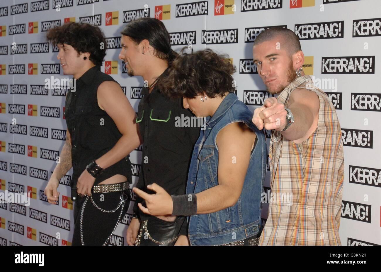 Kerrang rencontres prix datation Registre