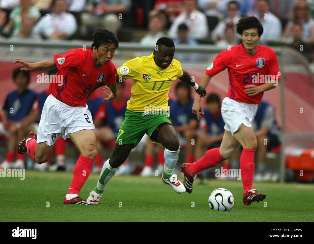 Football coupe du monde de la fifa 2006 groupe g cor e du sud v togo commerzbank arena - Coupe du monde de football 2006 ...