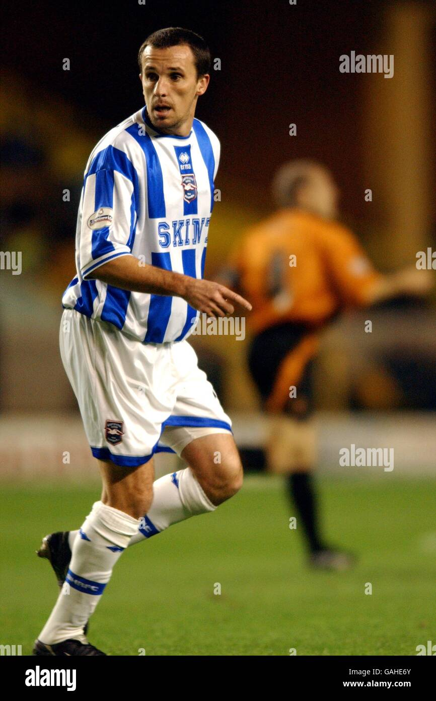 Soccer - Division de la Ligue nationale un - Wolverhampton Wanderers v Brighton & Hove Albion Banque D'Images