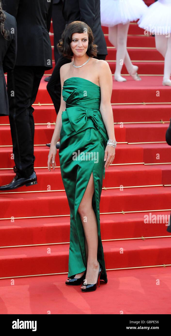 62e Festival du Film de Cannes - Coco Chanel et Igor Stravinsky Premiere  Photo Stock 0d57e62ead7