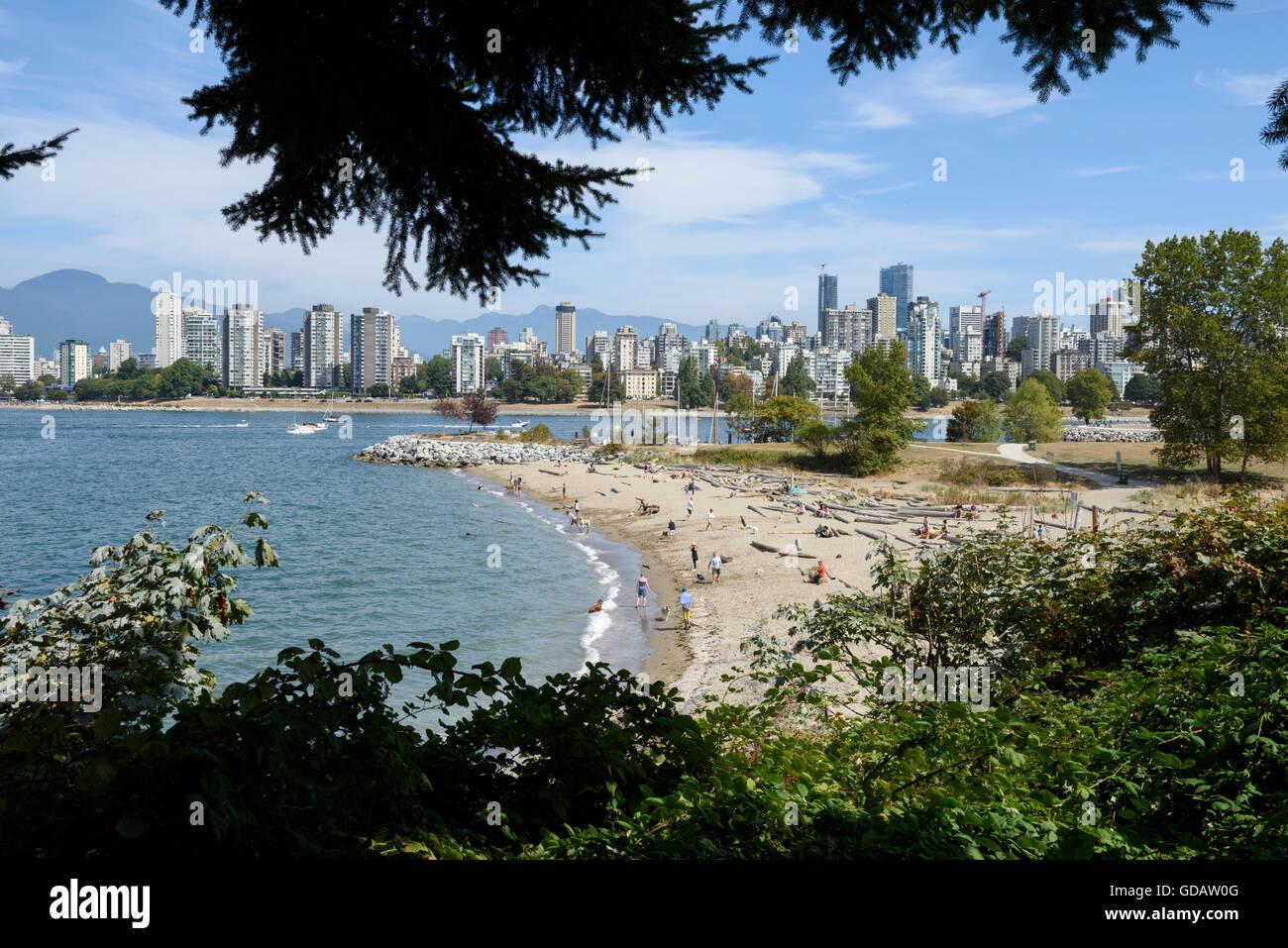 Vancouver Photo Stock