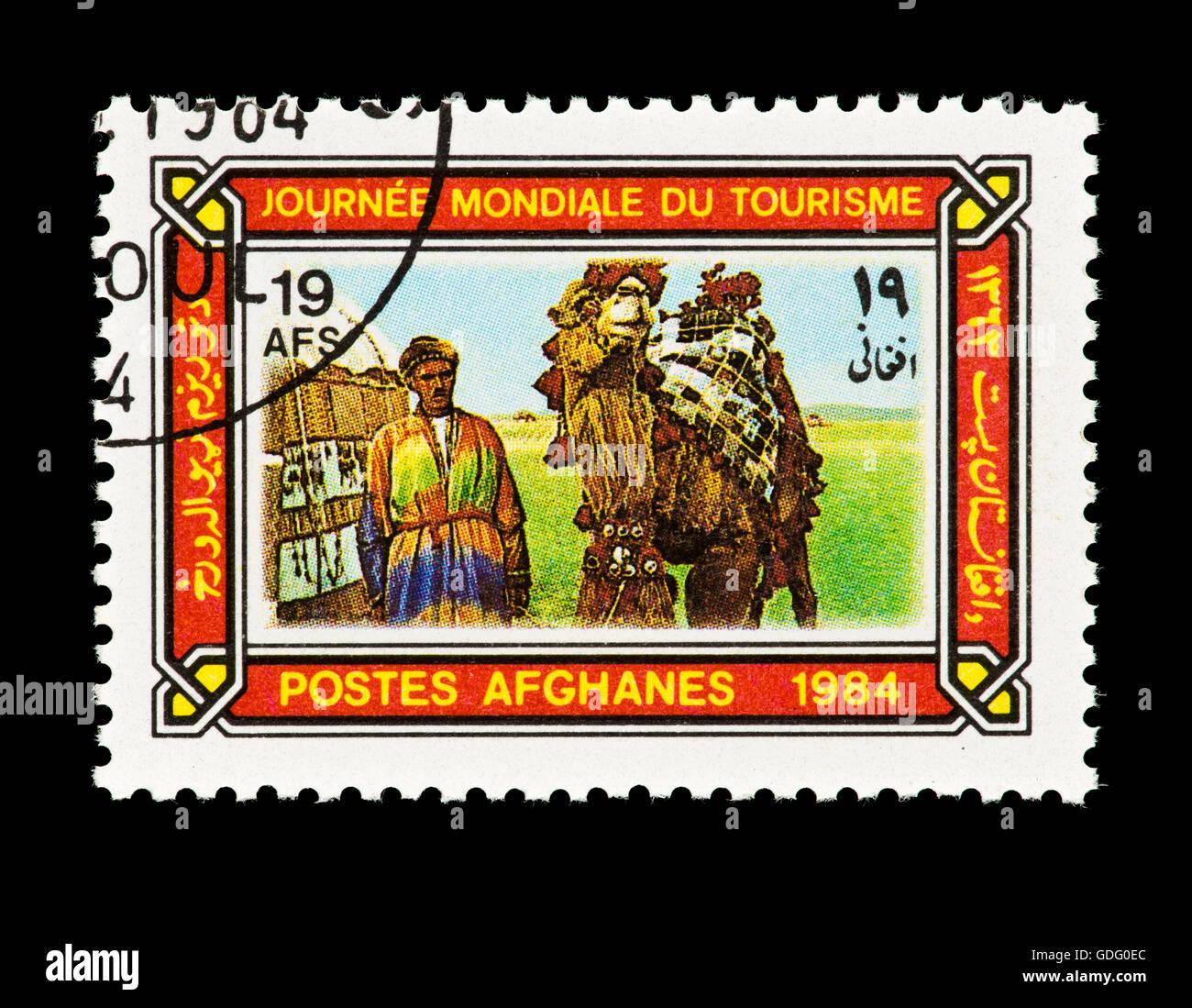 1984 Journee De Cultivateur Briefmarke Postes Afghanes