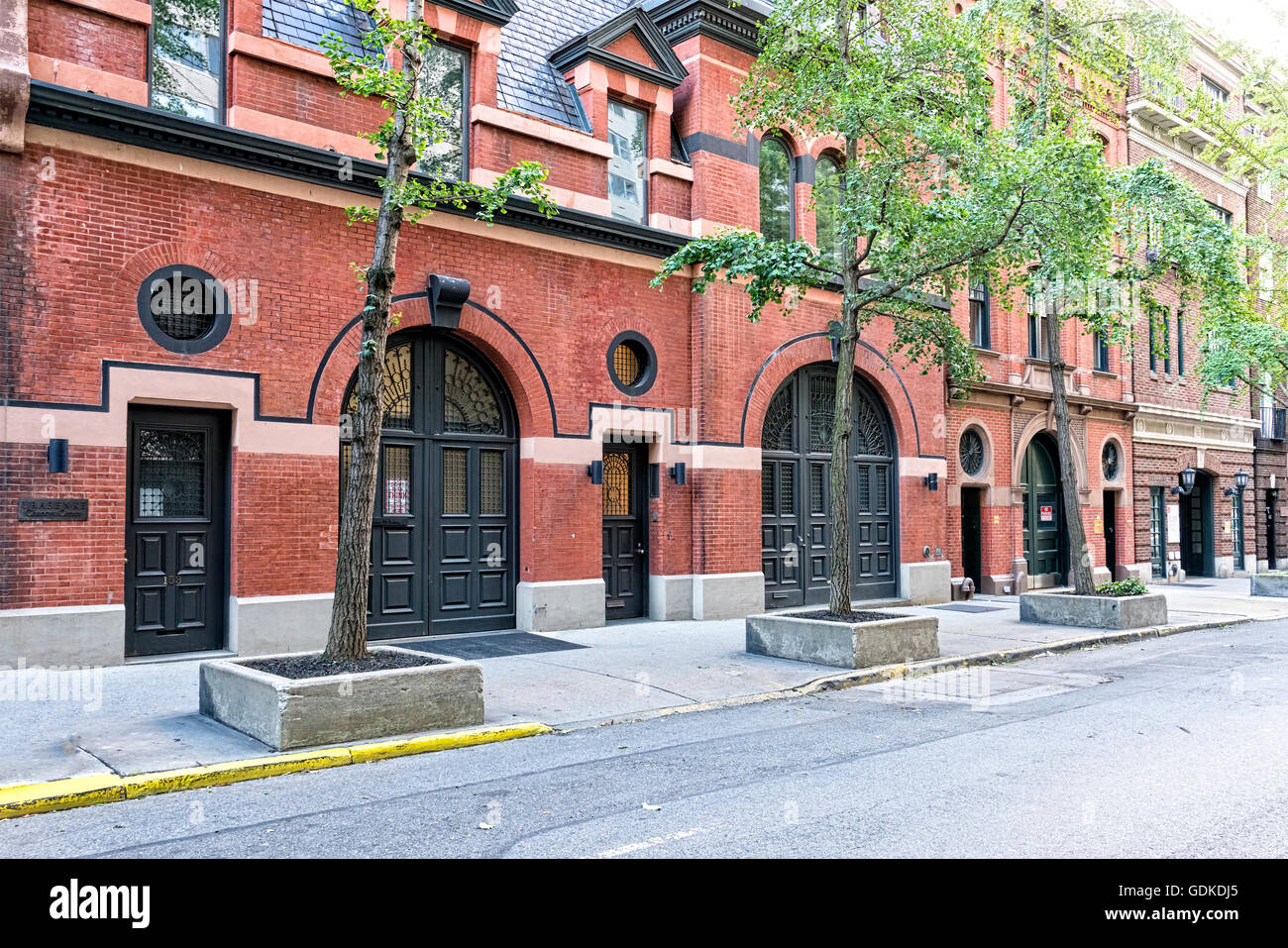 Vitesse datant de l'Upper East Side