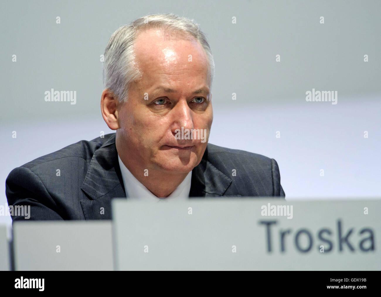 Hubertus Troska Photo Stock