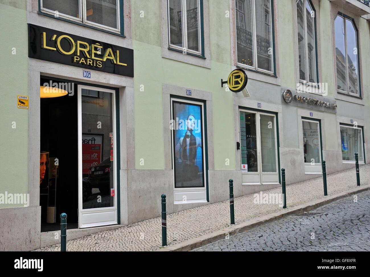 portugal boutique photos portugal boutique images alamy. Black Bedroom Furniture Sets. Home Design Ideas