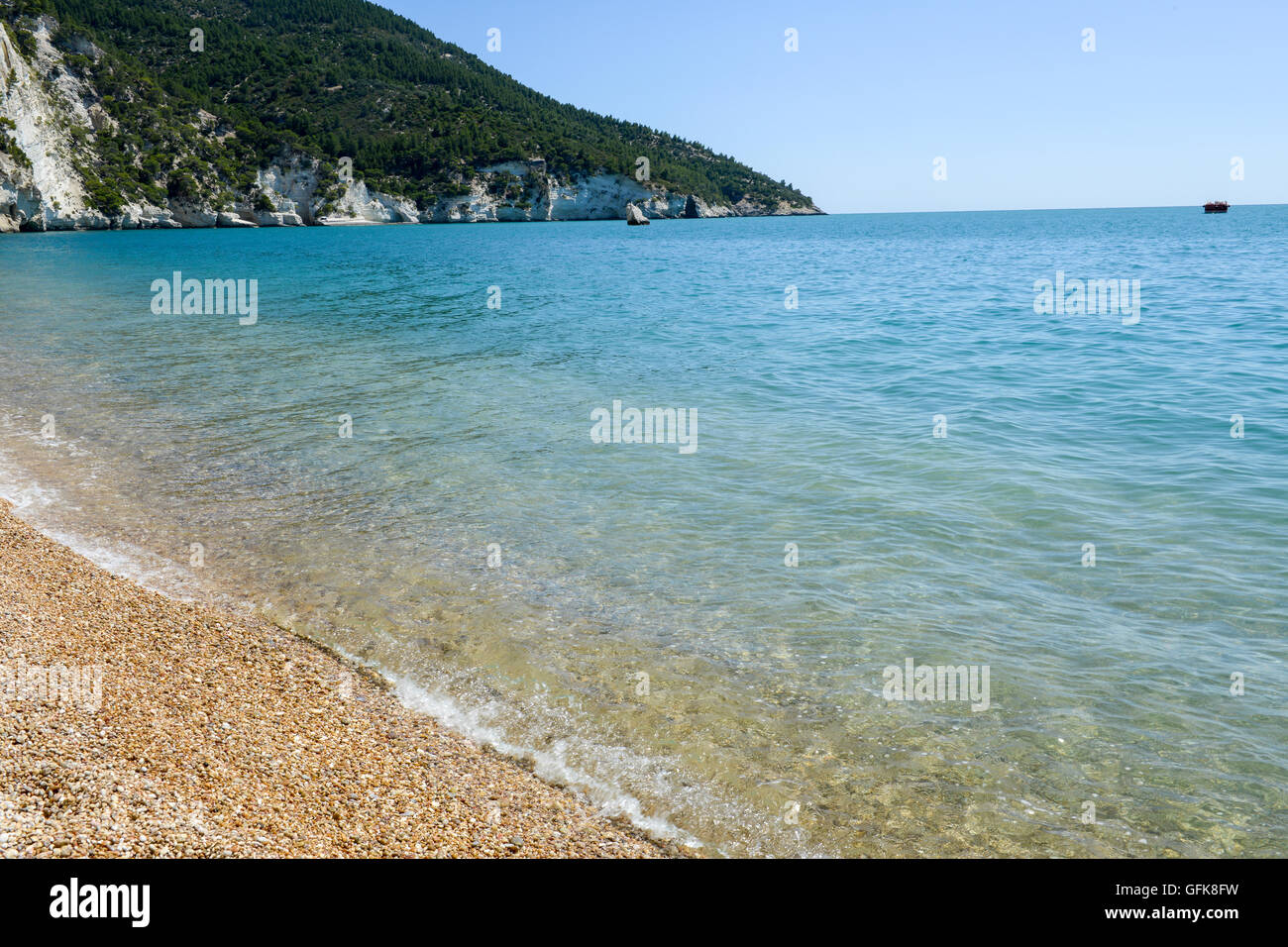 vignanotica bay photos vignanotica bay images alamy. Black Bedroom Furniture Sets. Home Design Ideas