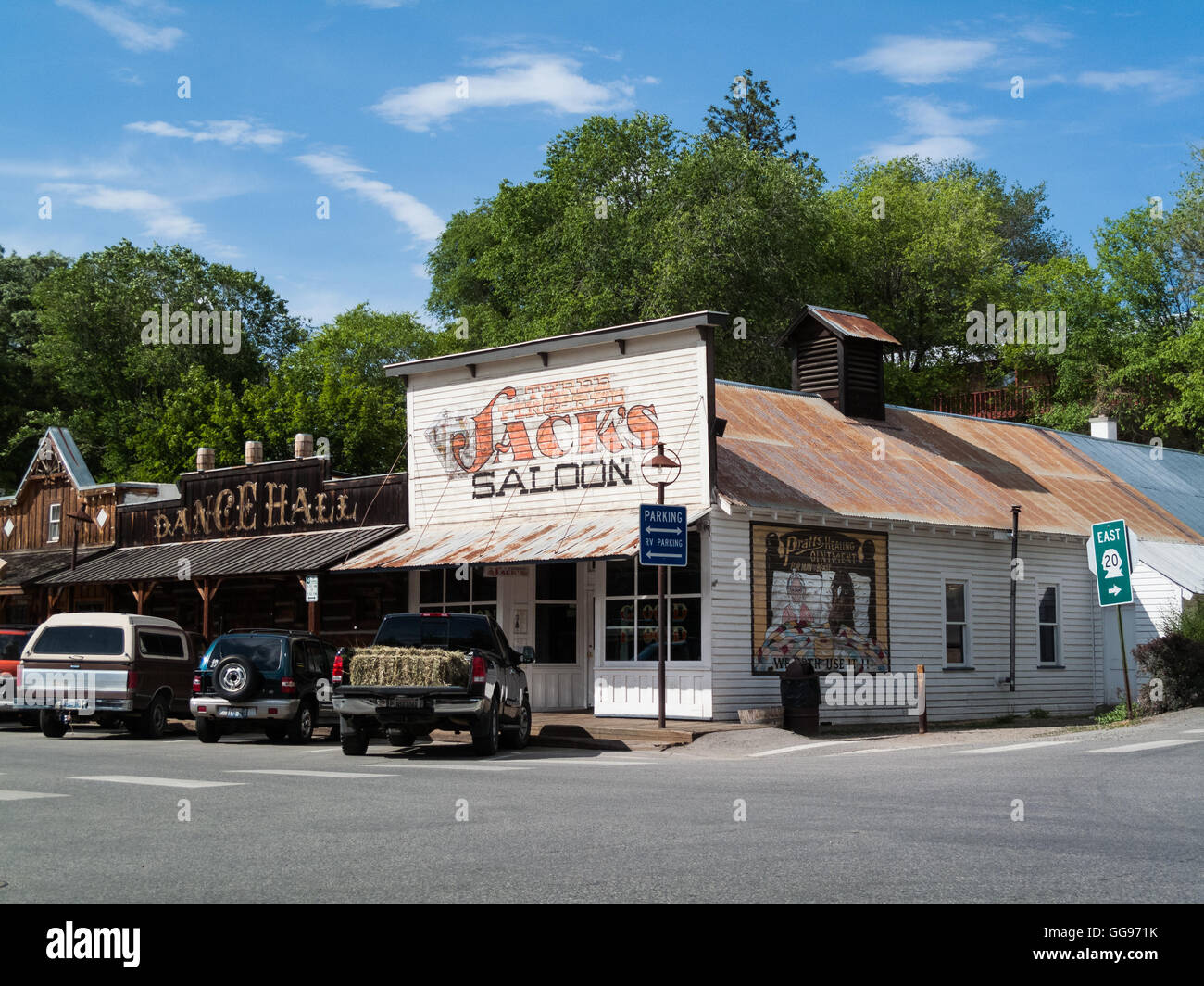 Saloon bar western photos saloon bar western images alamy for Salon sur la rue