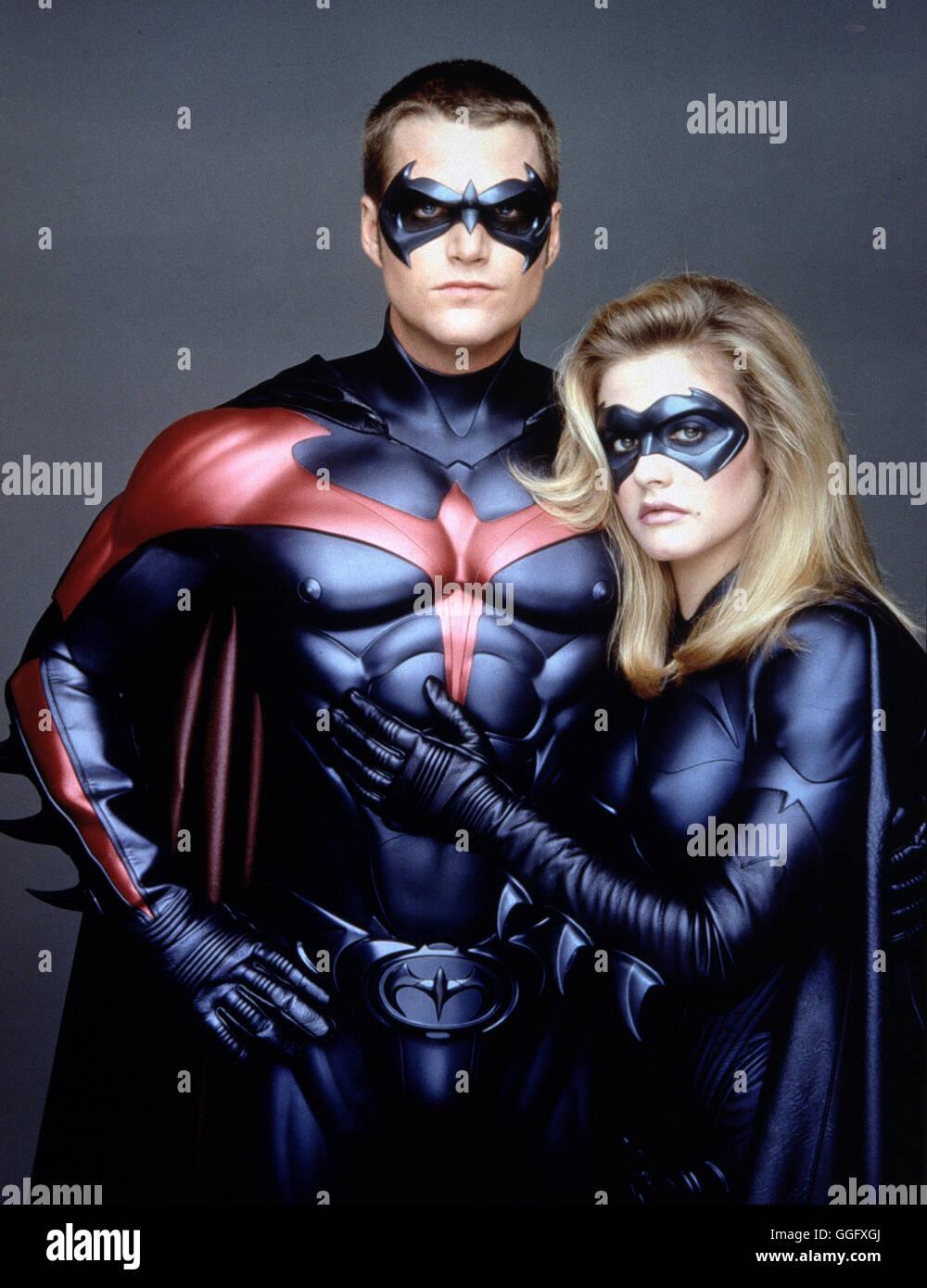Batman et robin batman robin usa 1997 joel schumacher chris o 39 donnell robin alicia - Image de batman et robin ...
