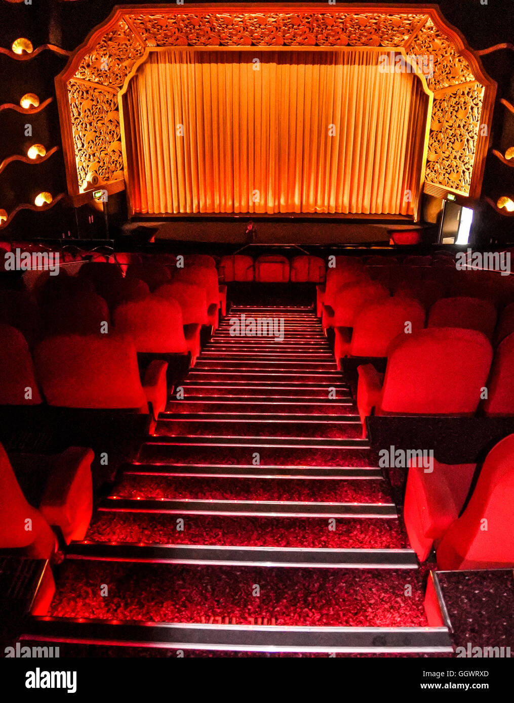Cinema Seating Photos Amp Cinema Seating Images Alamy