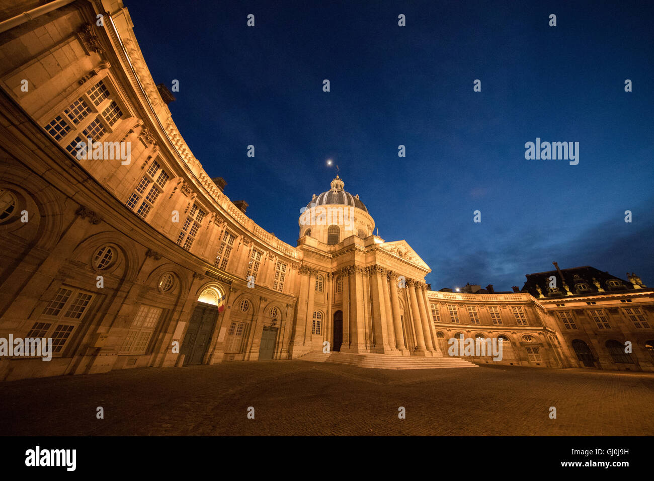 L'Acadamie des Beaux-Arts, Institut de France, Paris, France Photo Stock