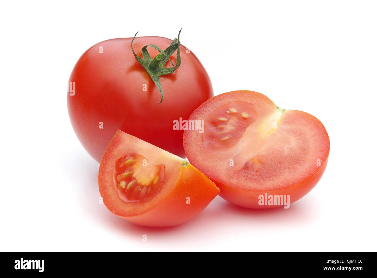 Tomate - tomate 19 Photo Stock