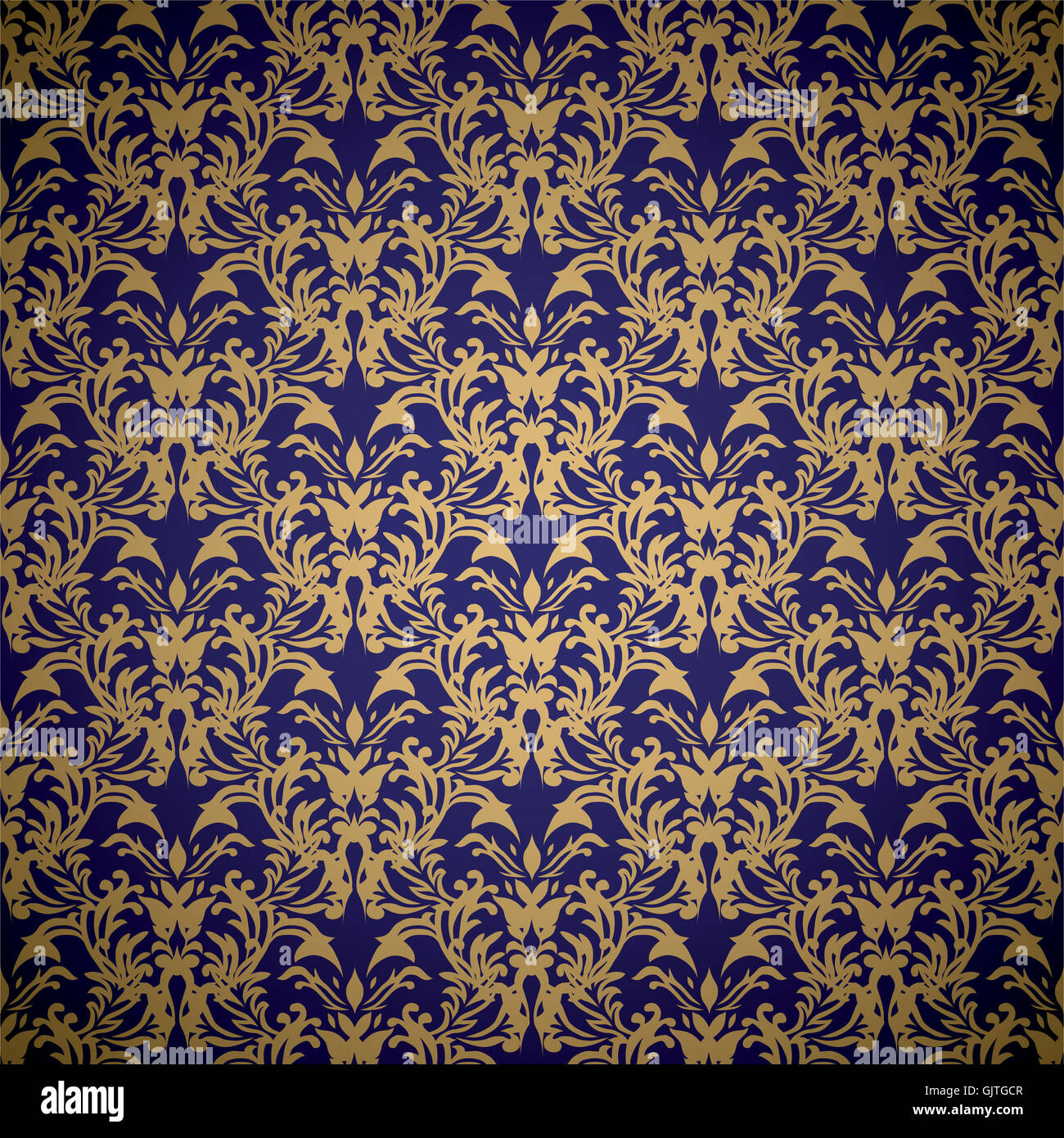 decorative blue gold royal seamless photos decorative blue gold royal seamless images alamy. Black Bedroom Furniture Sets. Home Design Ideas