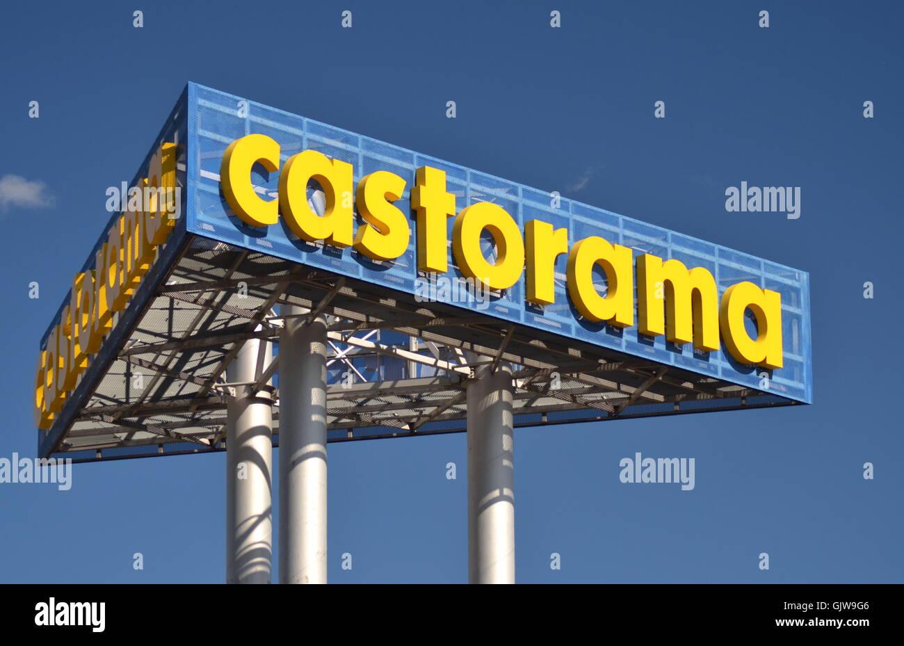 Castorama Store Photos Castorama Store Images Alamy