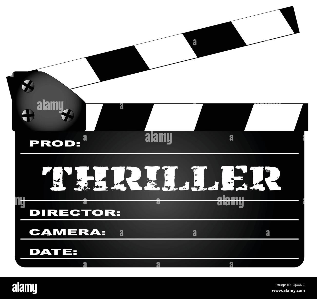 Thriller, Meissen Photo Stock
