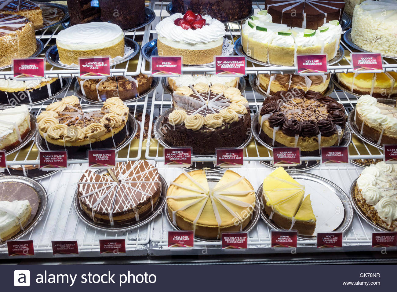 Cheesecake Factory Photos Cheesecake Factory Images Alamy