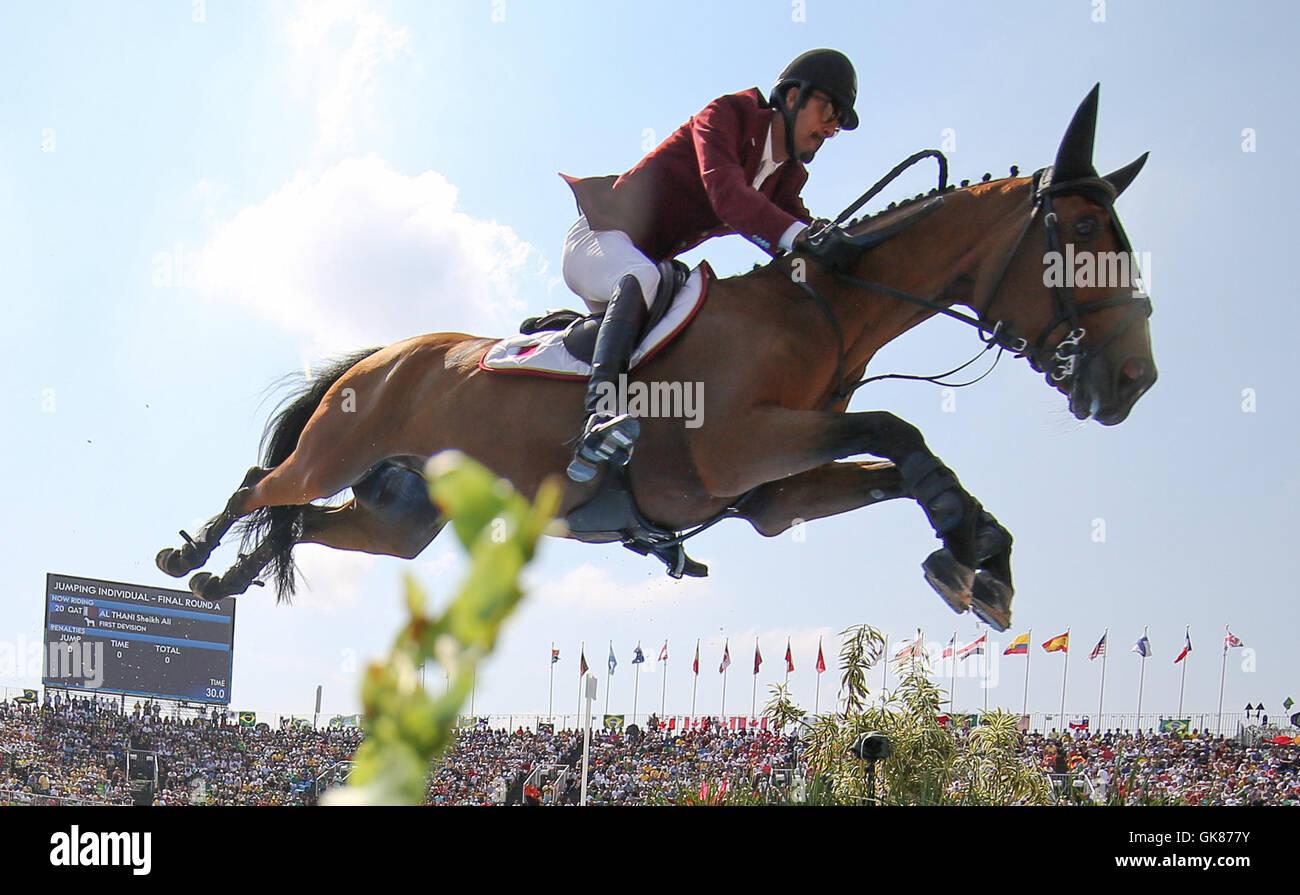 centre equestre qatar