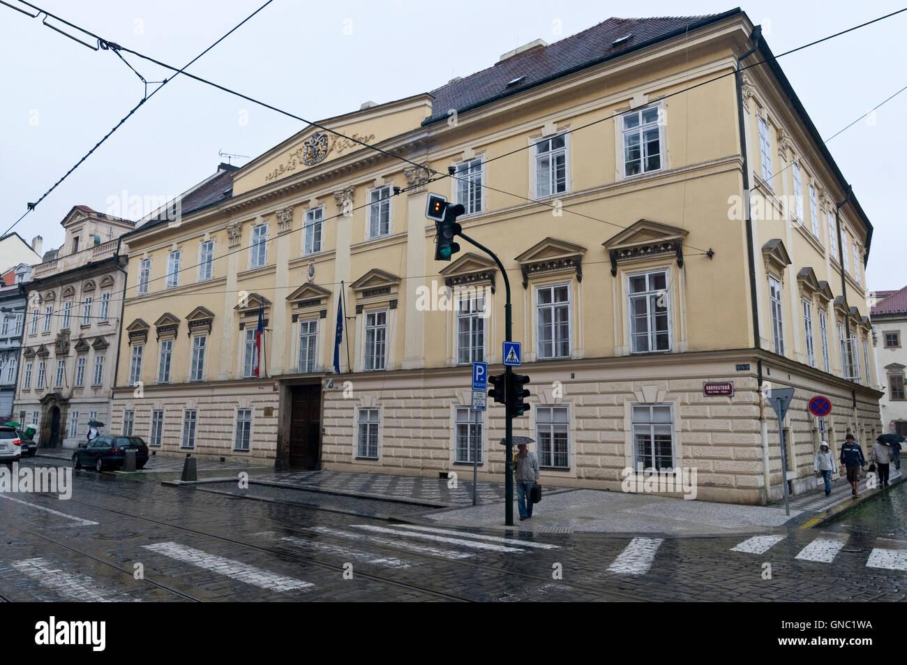 Le Ministère tchèque de l éducation et des Sports à Prague 3e9601ca779