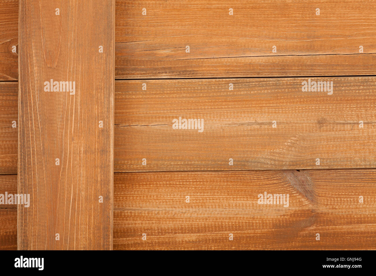 Fond en bois brun ou en bois bureau texture Photo Stock