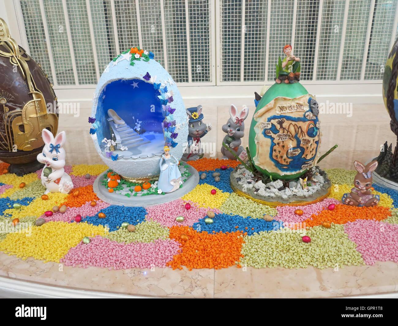 Les Oeufs De Pâques De Disneyu0027s Grand Floridian Œuf De Pâques, Tous Les  Faits Du Chocolat