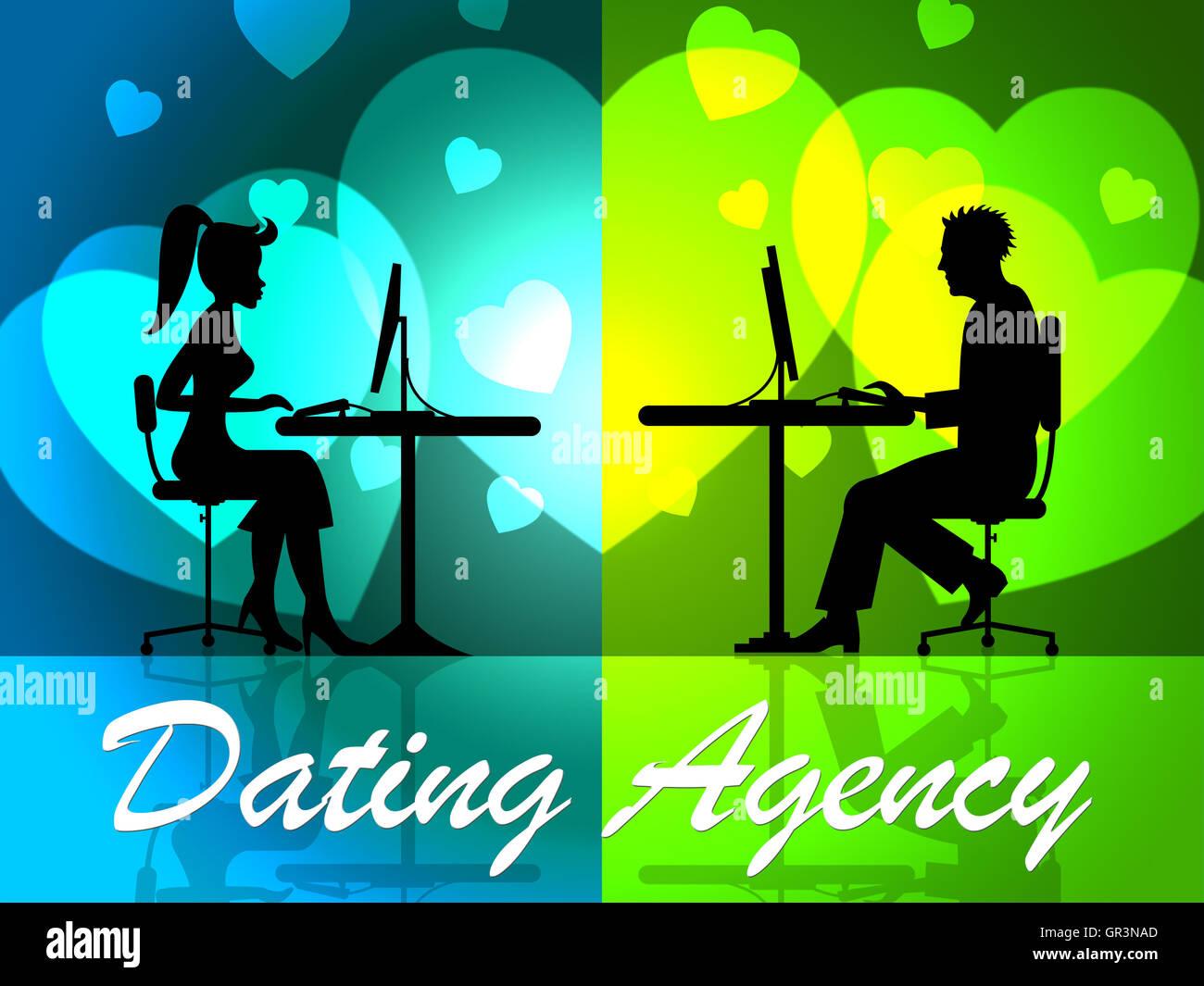 Services de rencontres non en ligne
